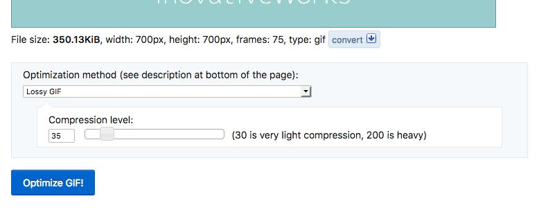 ezgif.com の使い方説明2