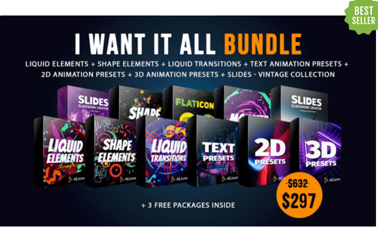 AE Juice All bundle